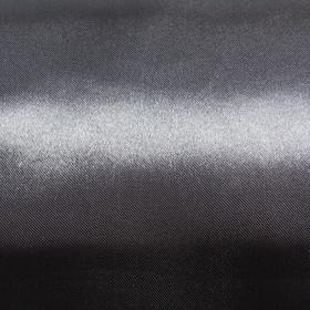 Ткань атлас однотонный серый, ширина 150 см Ош