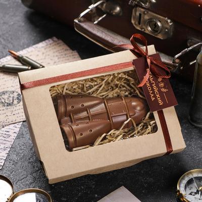 Шоколадная фигурка «Ракета», 80 г