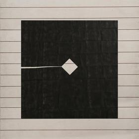 Квадрат приствольный, 1,6 × 1,6 м, плотность 60, спанбонд с УФ-стабилизатором, набор 2 шт., чёрный Ош
