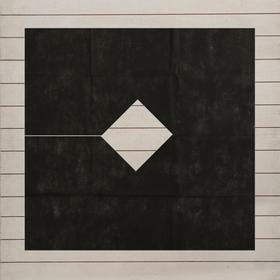 Квадрат приствольный, 1 × 1 м, плотность 60, спанбонд с УФ-стабилизатором, набор 2 шт., чёрный Ош