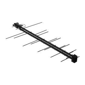 Антенна 'РЭМО' BAS-1111-P Печора, уличная, пассивная, 9 дБи, DVB-T, DVB-T2, цифровая Ош