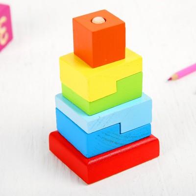 Пирамидка «Ступеньки» - Фото 1