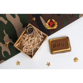 Шоколадная фигурка, Boss, 80 г