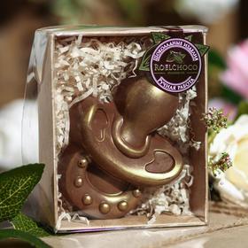 Шоколадная фигурка, Соска, 80 г