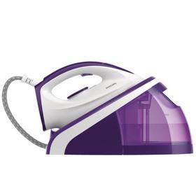 Парогенератор Philips HI5912/30, 2400 Вт, керамическая подошва, 100 г/мин, 110 мл, фиолет. Ош