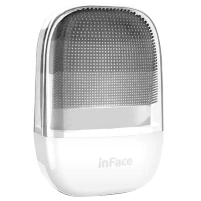 Аппарат для очистки лица inFace Electronic Sonic Beauty Facial MS-2000GR, ультразвук, серый