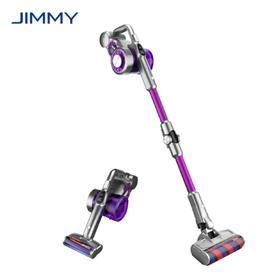 Пылесос JIMMY JV85Pro, вертикальный, беспроводной, 600/200 Вт, 0.5 л, фиолетовый