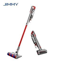 Пылесос JIMMY JV65, вертикальный, беспроводной, 500/145 Вт, 0.5 л, красный