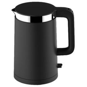 Чайник Viomi V-MK152B Kettle, пластик, колба металл, 1.5 л, 1800 Вт, чёрный