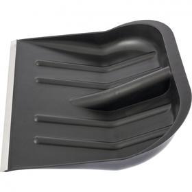 Ковш лопаты пластиковый, 465 × 415 мм, с планкой, тулейка 40 мм, «Сибртех» Ош