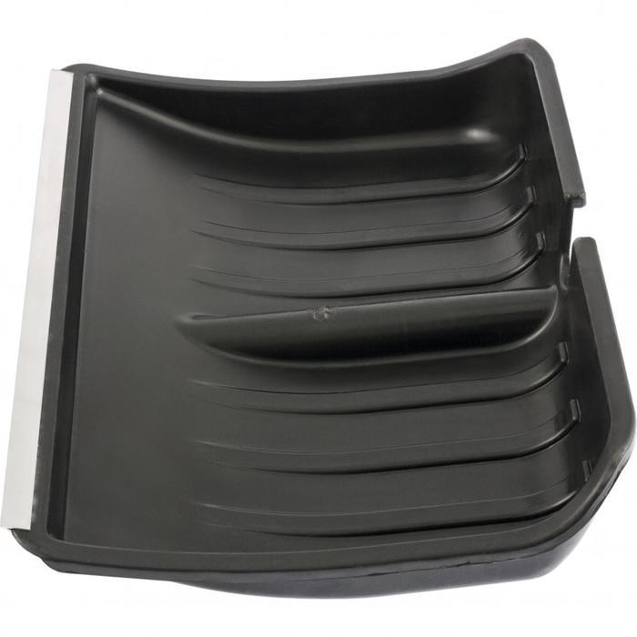 Ковш лопаты пластиковый, 355 × 475 мм, с планкой, «Сибртех»