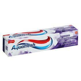 Зубная паста Aquafresh «Активное отбеливание», 100 мл