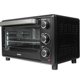 Мини-печь AVEX TR 300 BСL, 1380 Вт, 21 л, 100-250°С, гриль, чёрная