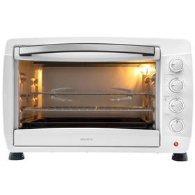 Мини-печь AVEX TR 450 WСL, 2000 Вт, 45 л, 100-250°С, гриль, белая