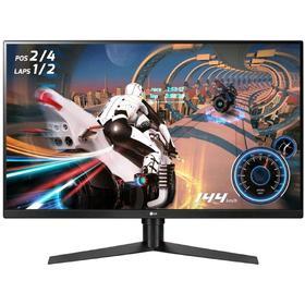 """Монитор LG UltraGear 32GK850F-B 31.5"""", VA, 2560x1440, 144Гц, 5мс, HDMI, Dport, чёрный"""
