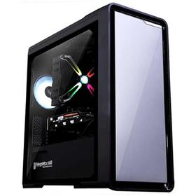 Корпус Zalman M3, без БП, mATX, Mini-Tower, черный
