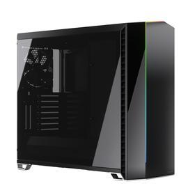 Корпус Fractal Design Vector RS Blackout TG, без БП, E-ATX, Full-Tower, чёрный
