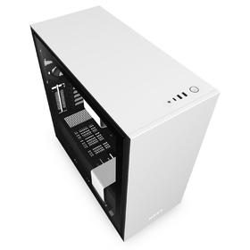 Корпус NZXT H710 CA-H710B-W1, без БП, E-ATX, Full-Tower, белый