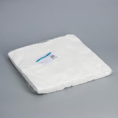 Салфетка одноразовая Чистовье «Люкс», 35×35 см, спанлейс, 50 шт/уп, цвет белый - Фото 1
