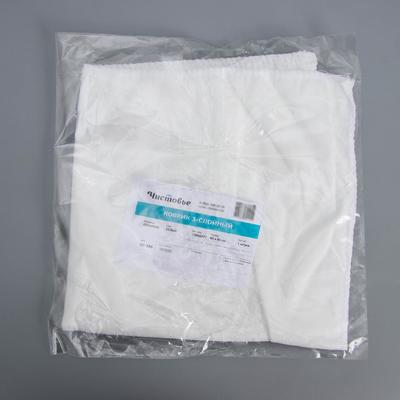 Коврик одноразовый трёхслойный Чистовье, 45×45 см, спанлейс, 1 шт в индивидуальной упаковке - Фото 1