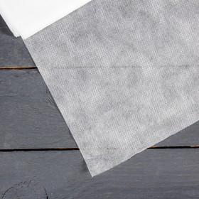 Материал укрывной, 10 × 3,2 м, плотность 42, с УФ-стабилизатором, белый, «Агротекс»