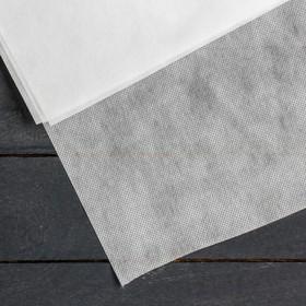 Материал укрывной, 10 × 1,6 м, плотность 60, с УФ-стабилизатором, белый, «Агротекс»