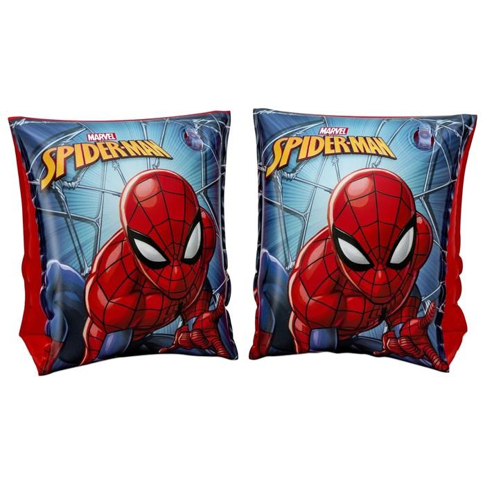 Нарукавники для плавания «Человек-паук», 23 х 15 см, от 3-6 лет, 98001 Bestway