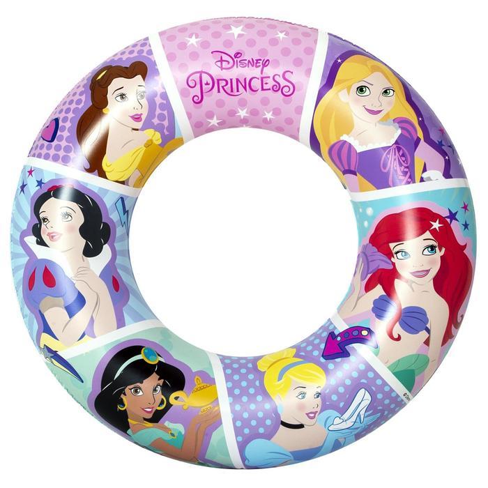 Круг для плавания Princess, d56 см, от 3-6 лет, 91043 Bestway