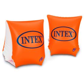 Нарукавники «Делюкс», 23 х 15 см, от 3-6 лет, 58642NP INTEX Ош