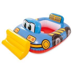 Круг для плавания с сиденьем «Транспорт», от 1-2 лет, МИКС, 59586NP INTEX Ош