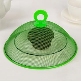 Крышка для продуктов Доляна, d=21 см, цвет МИКС Ош