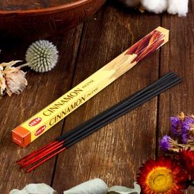 Благовония 'HEM Cinnamon' (Корица), четырехгранник, 8 палочек Ош