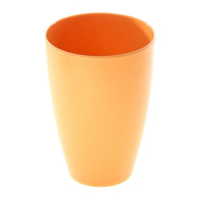 """Бокал 300 мл """"Бамбуковый лес"""", оранжевый"""