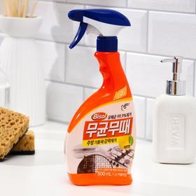 Чистящее средство Bisol для кухни с ароматом лимона, 500 мл
