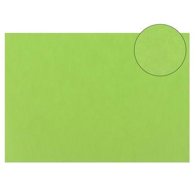 Картон цветной, 210 х 297 мм, Sadipal Sirio, 1 лист, 170 г/м2, лайм