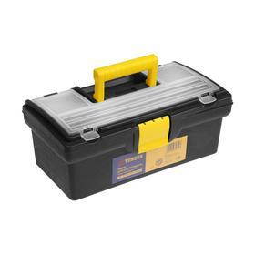 "Ящик для инструмента TUNDRA, 13"", 33х17.5х12.5 см, пластиковый, органайзер, защелка"