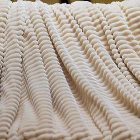 Плед «Жаккард», размер 150х200 см, цвет персиковый