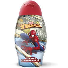 Шампунь с кондиционером «Человек-паук», 400 мл