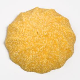 Бомбочка для ванны «Зефирка», персик, 60 г