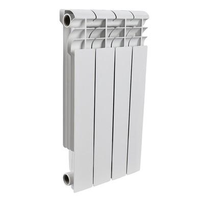 Радиатор алюминиевый ROMMER Profi BM 500, 500 x 80 мм, 4 секции