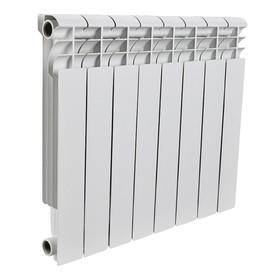 Радиатор алюминиевый ROMMER Profi BM 500, 500 x 80 мм, 8 секций