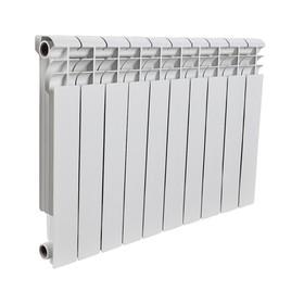 Радиатор алюминиевый ROMMER Profi BM 500, 500 x 80 мм, 10 секций