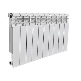 Радиатор алюминиевый ROMMER Profi BM 350, 350 x 80 мм, 10 секций