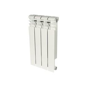 Радиатор биметаллический ROMMER Profi BM 500, 500 x 80 мм, 4 секции
