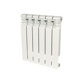 Радиатор биметаллический ROMMER Profi BM 500, 500 x 80 мм, 6 секций