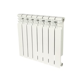 Радиатор биметаллический ROMMER Profi BM 500, 500 x 80 мм, 8 секций