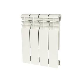 Радиатор биметаллический ROMMER Profi BM 350, 350 x 80 мм, 4 секции