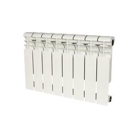 Радиатор биметаллический ROMMER Profi BM 350, 350 x 80 мм, 8 секций