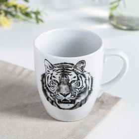 Кружка Добрушский фарфоровый завод «Тигр», 300 мл