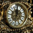 """Часы каминные """"Дама с корзинкой"""" - Фото 4"""